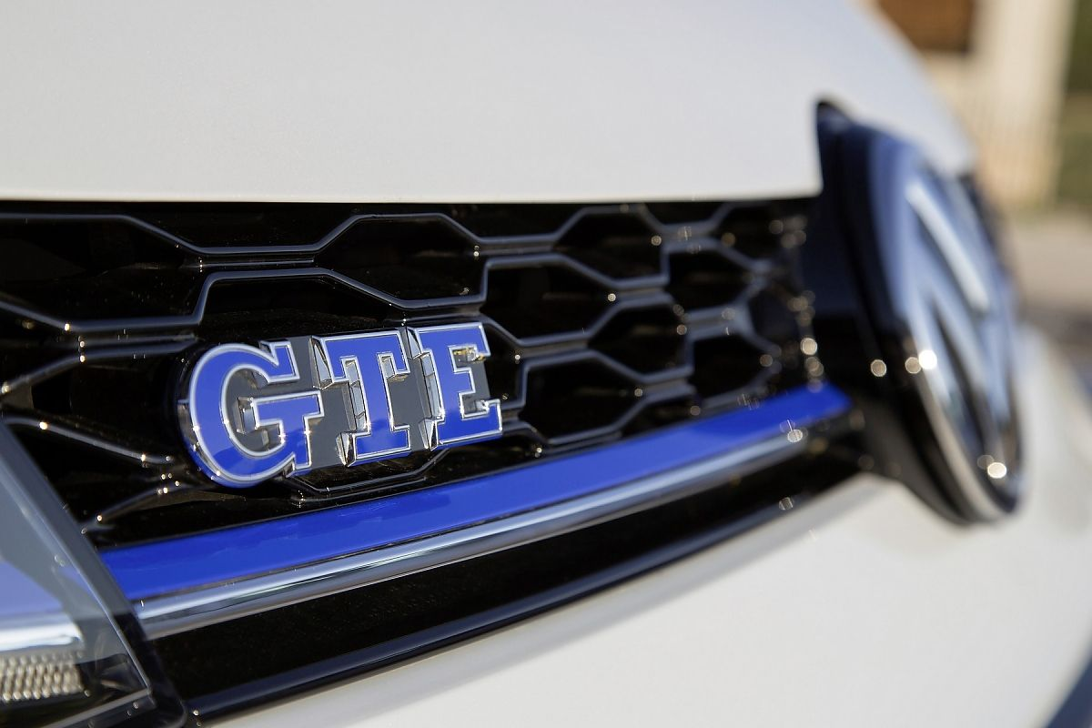.Volkswagen Golf GTE