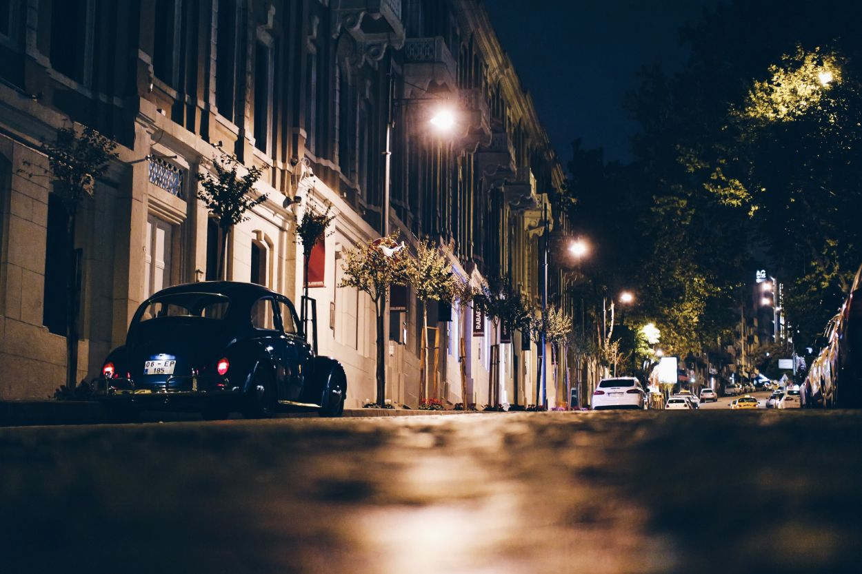 .Linn, parkimine
