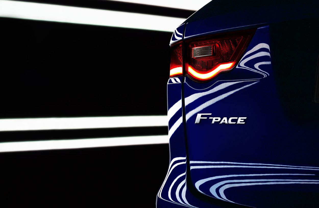 .Jaguar F-Pace