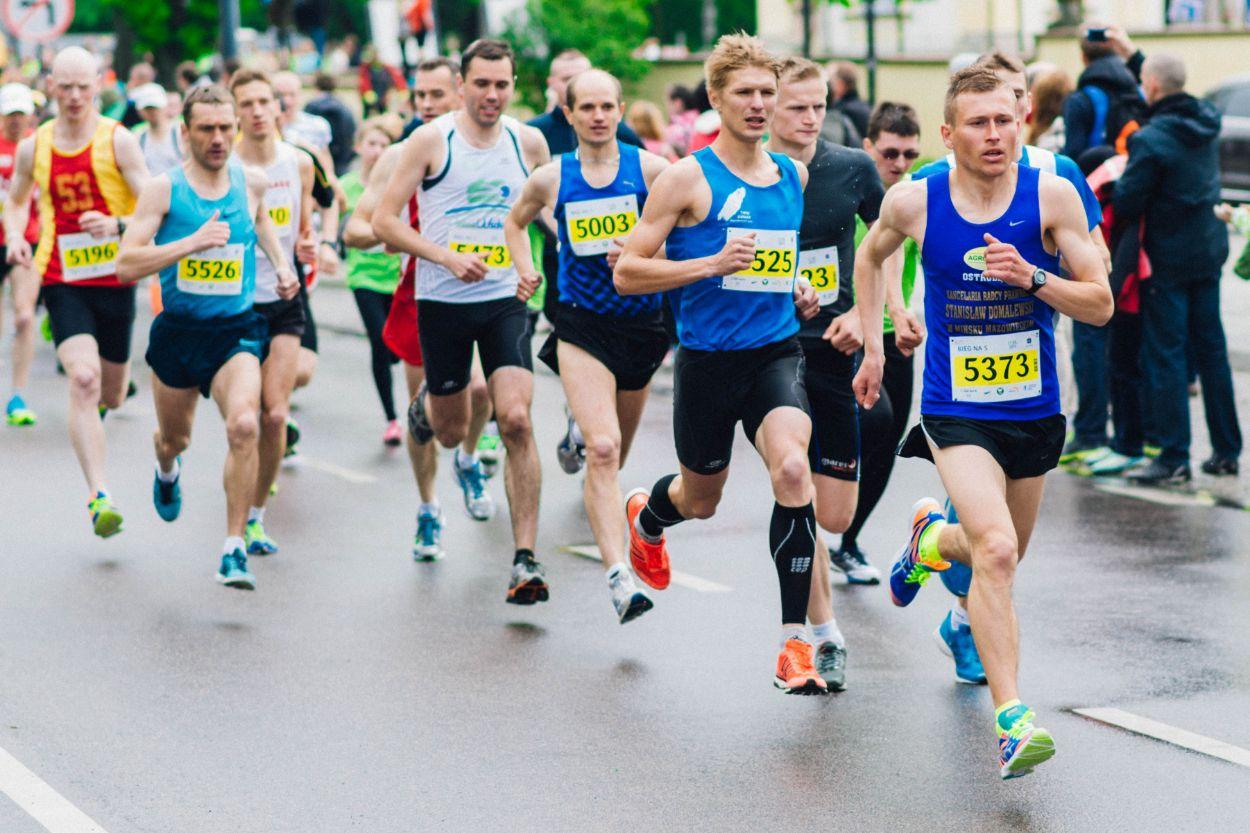 .Maraton, jooks