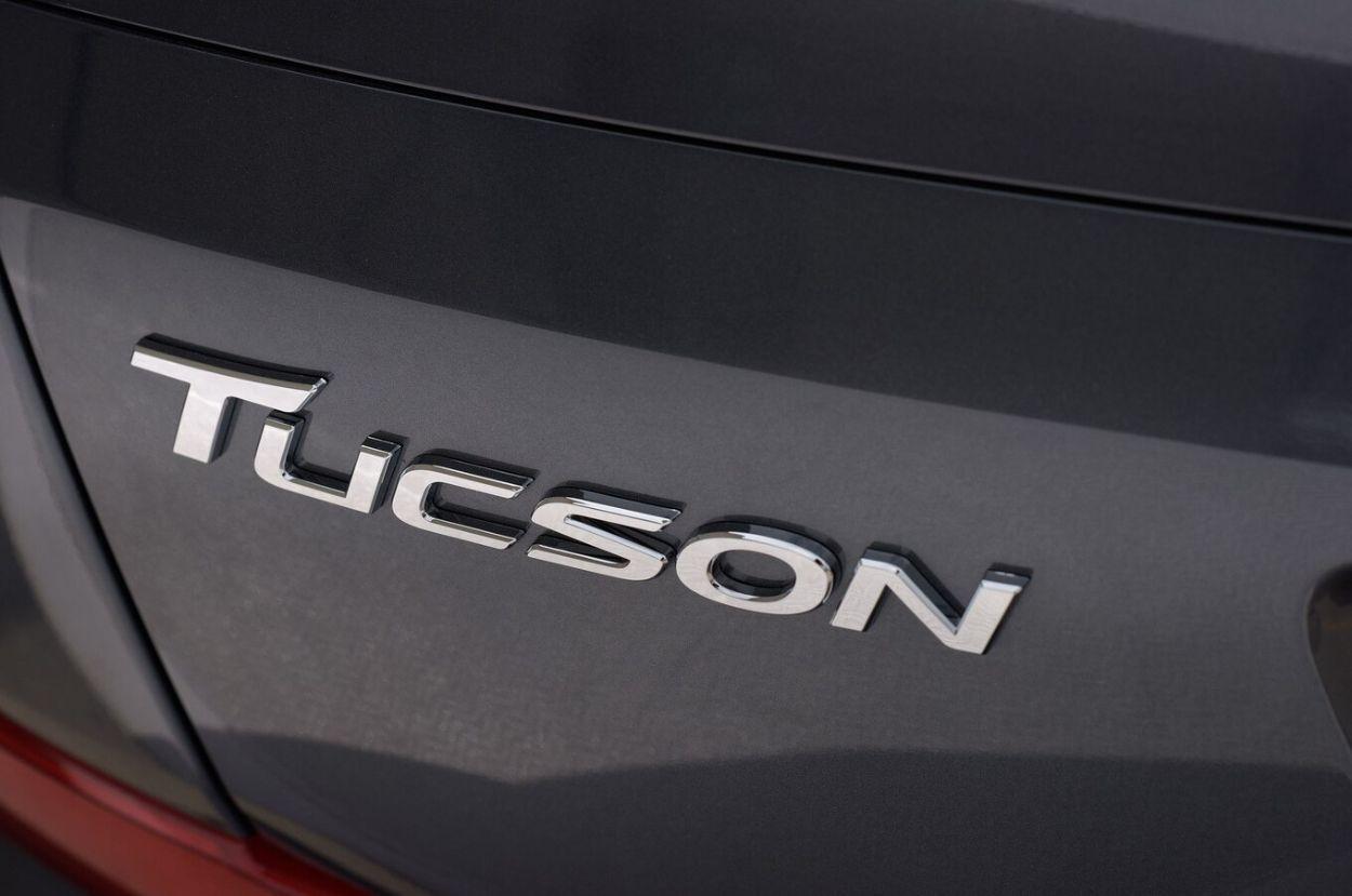 .Hyundai Tucson