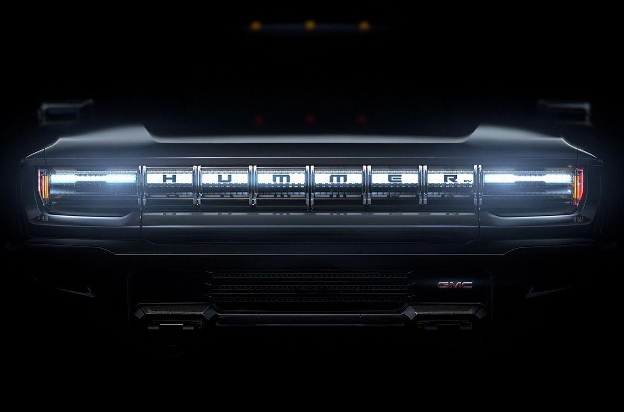 .GMC Hummer EV