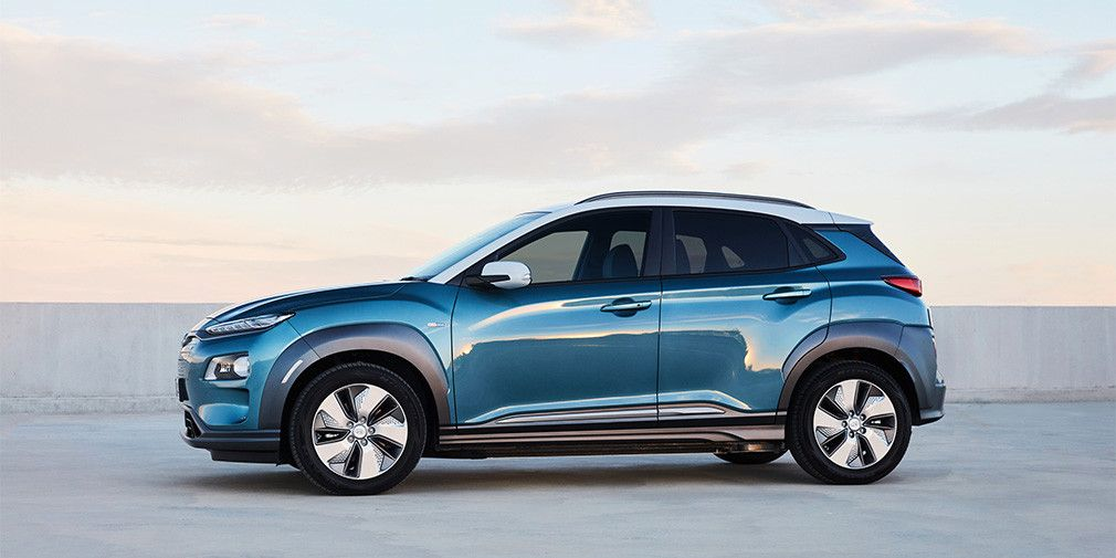 .Hyundai Kona Electric