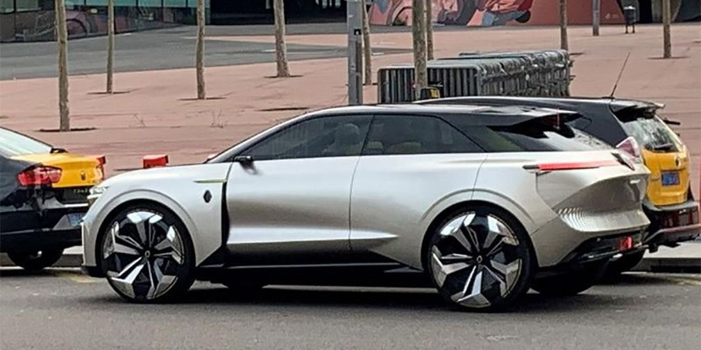 .Renault Concept SUV