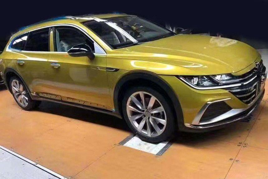 .Volkswagen Arteon