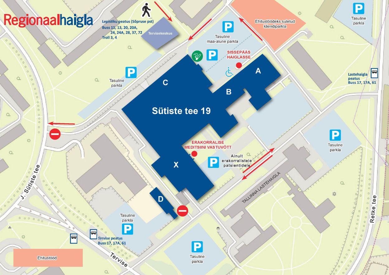 .PERH parkimismaja ehituse skeem