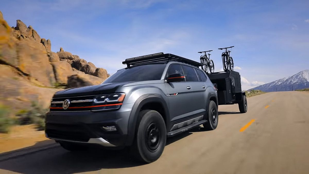 Volkswagen Atlas Basecamp