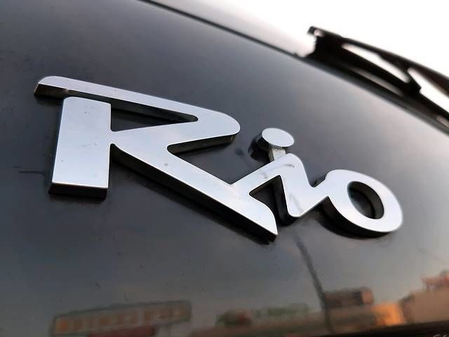 .Kia Rio