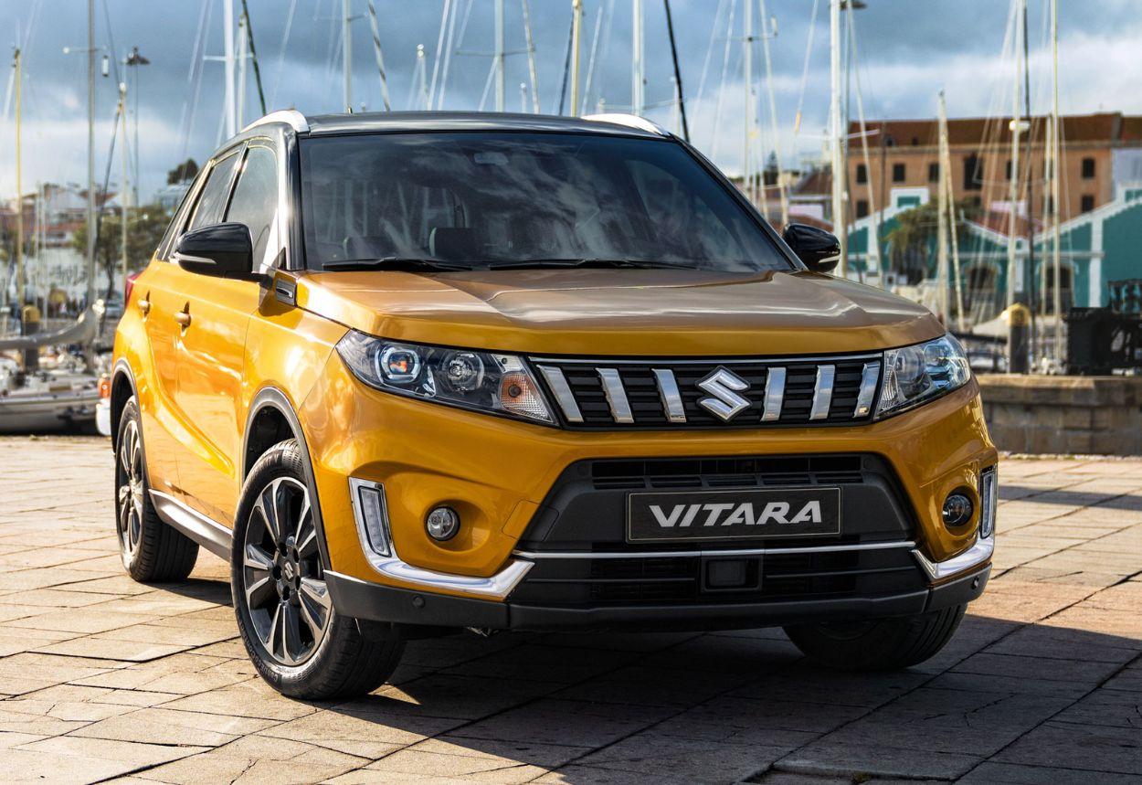.Suzuki Vitara