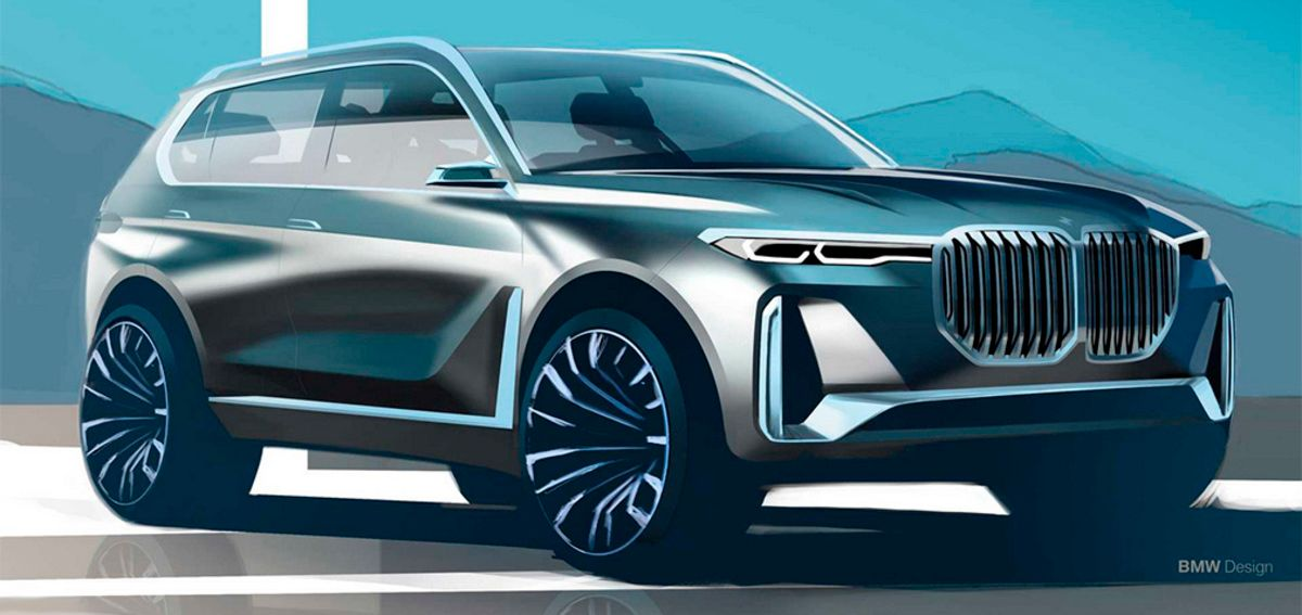 .BMW X8