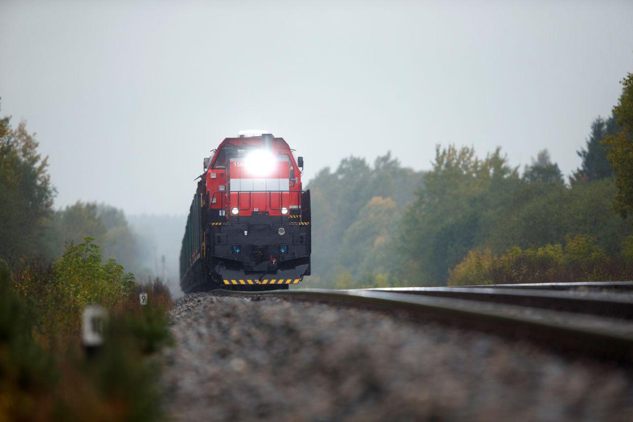 .Raudtee (Foto: Operail)