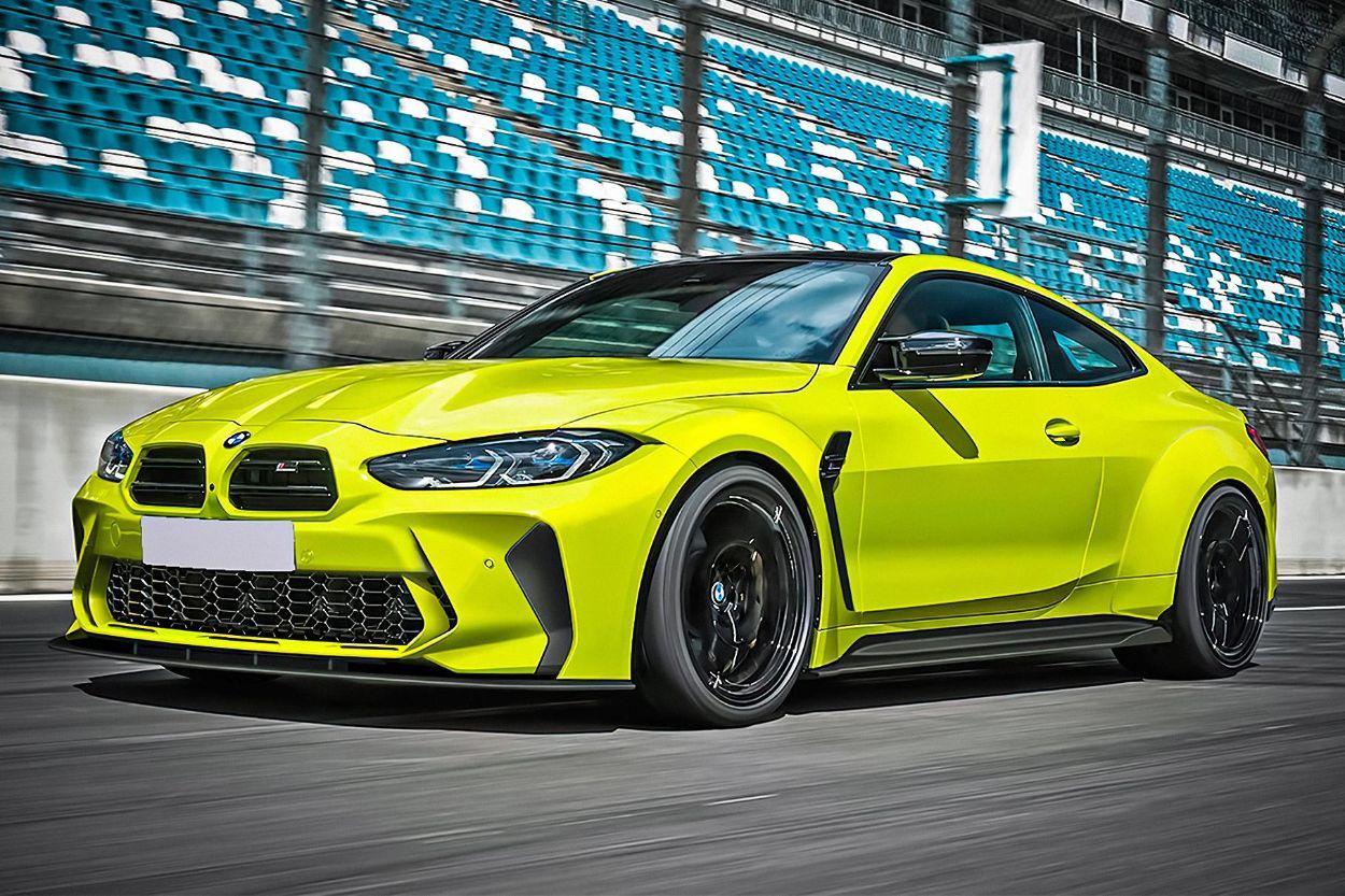 .Prior Design BMW M4