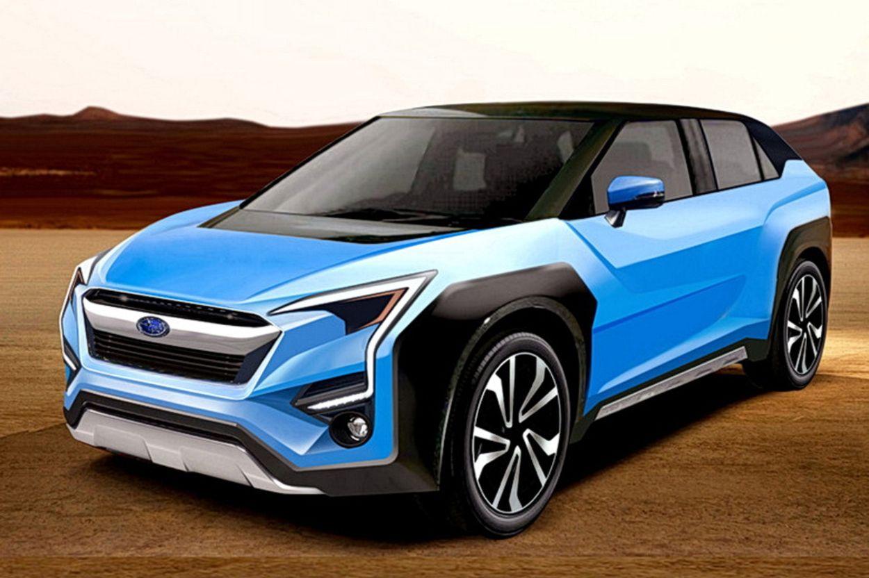 .Subaru Evoltis
