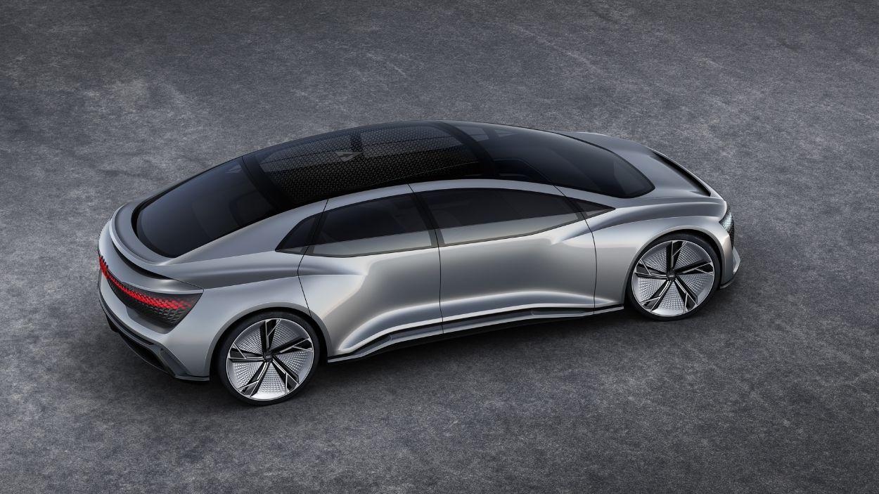 .Audi Aicon