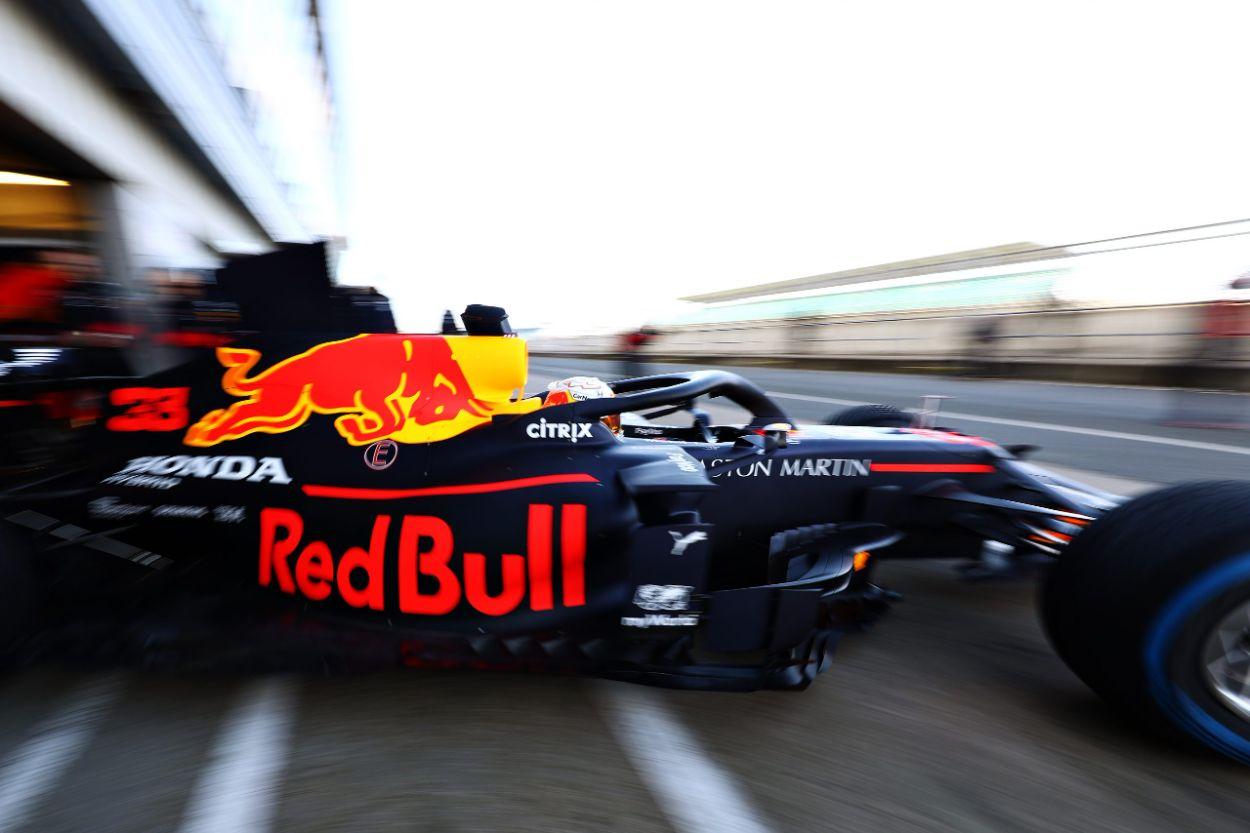 .Red Bull F1