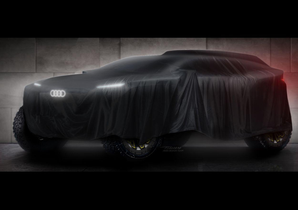 .Audi Dakar