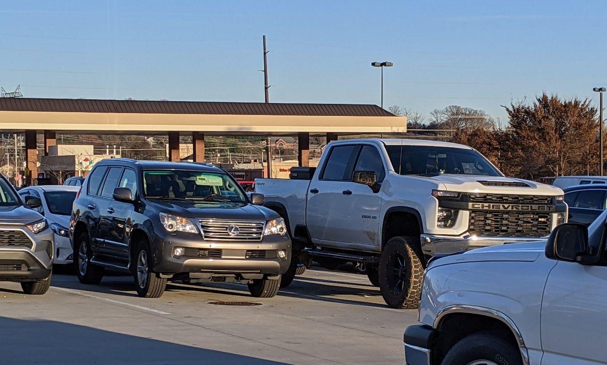 .Chevrolet Silverado