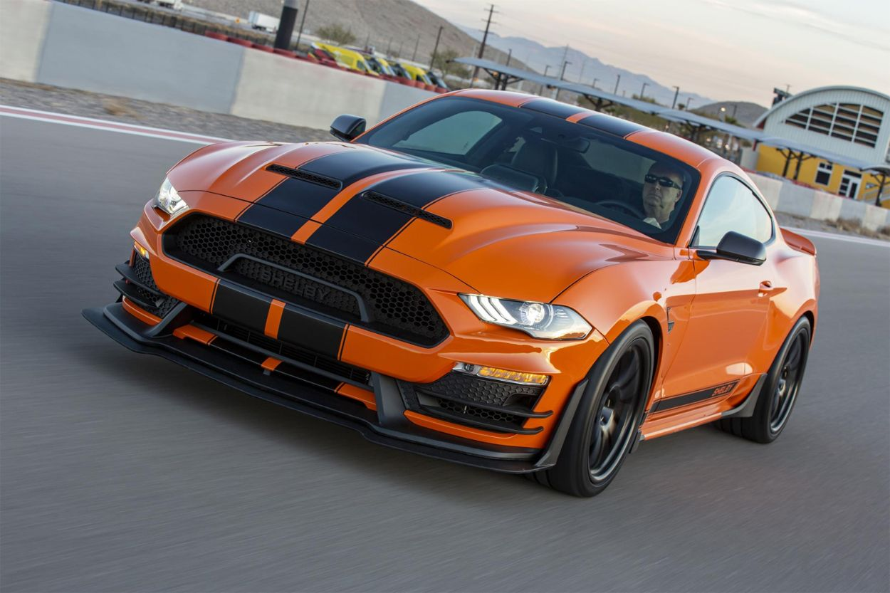 .Ford Mustang Carroll Shelby Signature Series