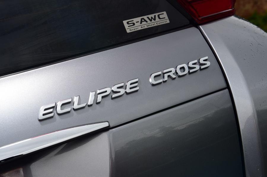 .Mitsubishi Eclipse Cross