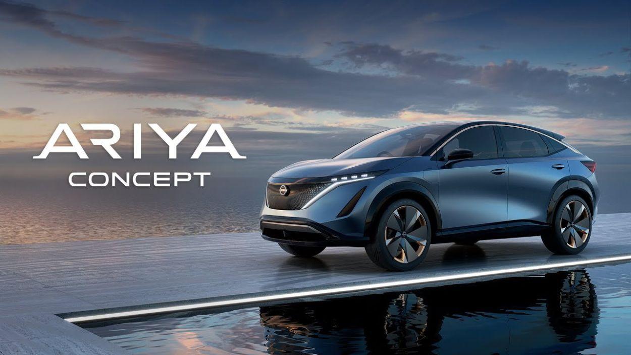 .Nissan Ariya