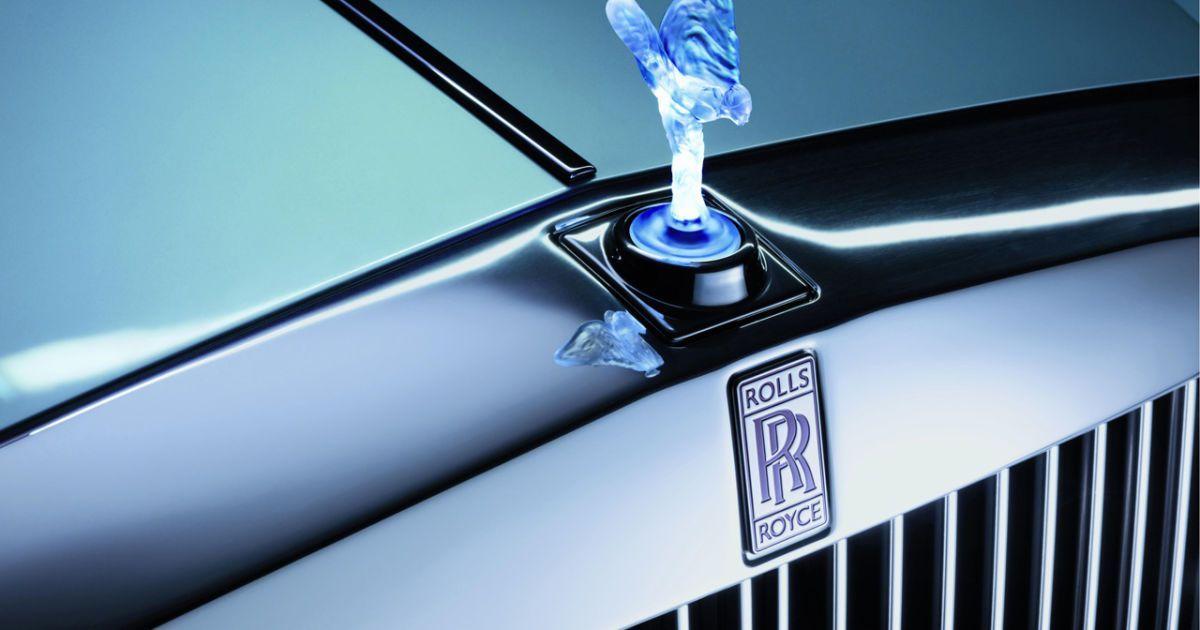 .Rolls-Royce Ghost