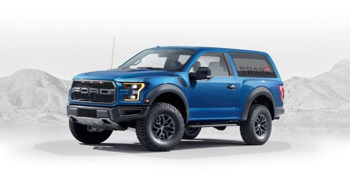 .Ford Bronco
