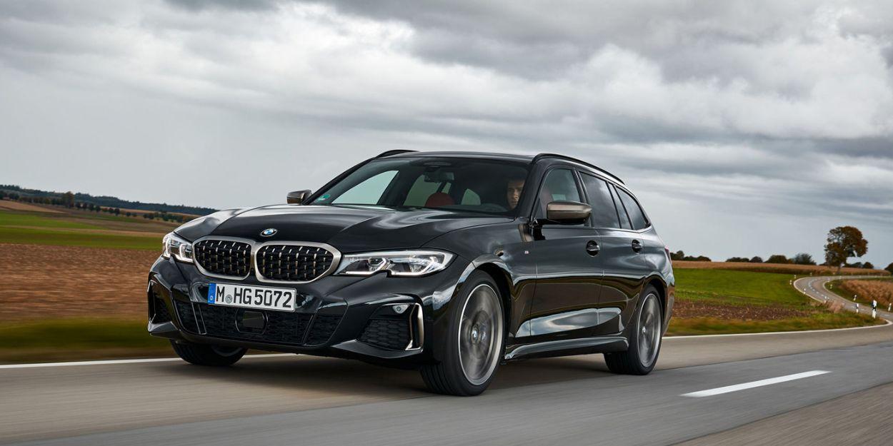 .BMW M340d xDrive