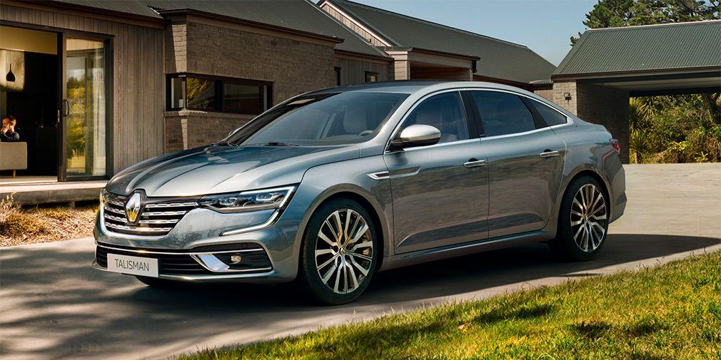.Renault Talisman
