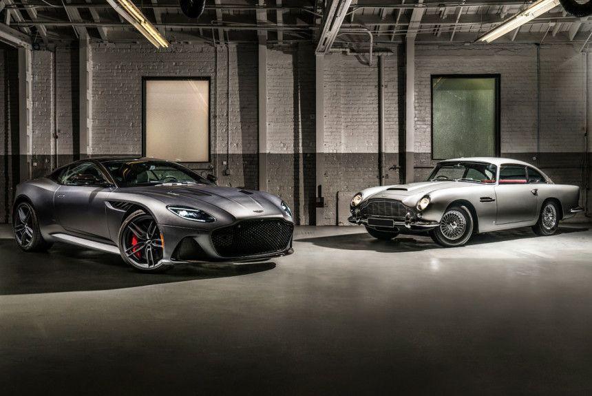 .Aston Martin