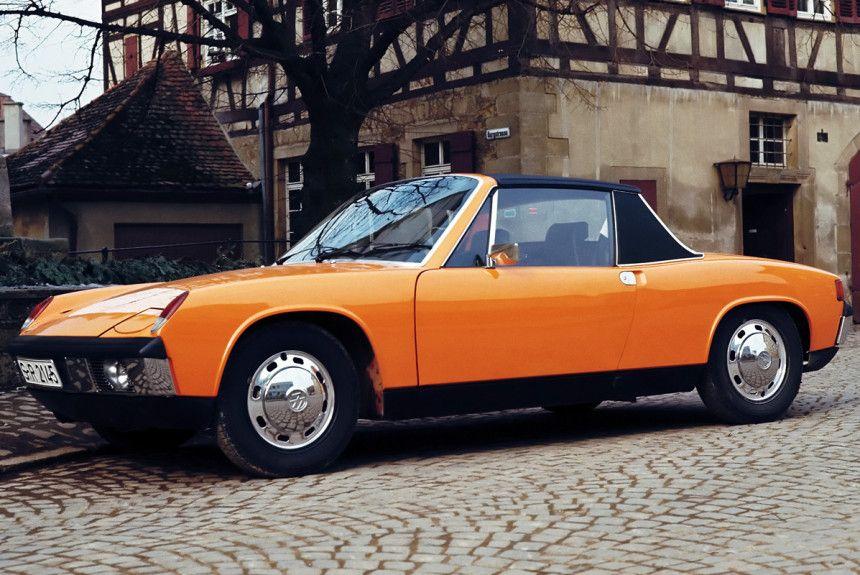 .Porsche 914