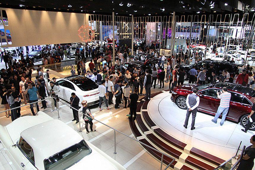 .car showroom