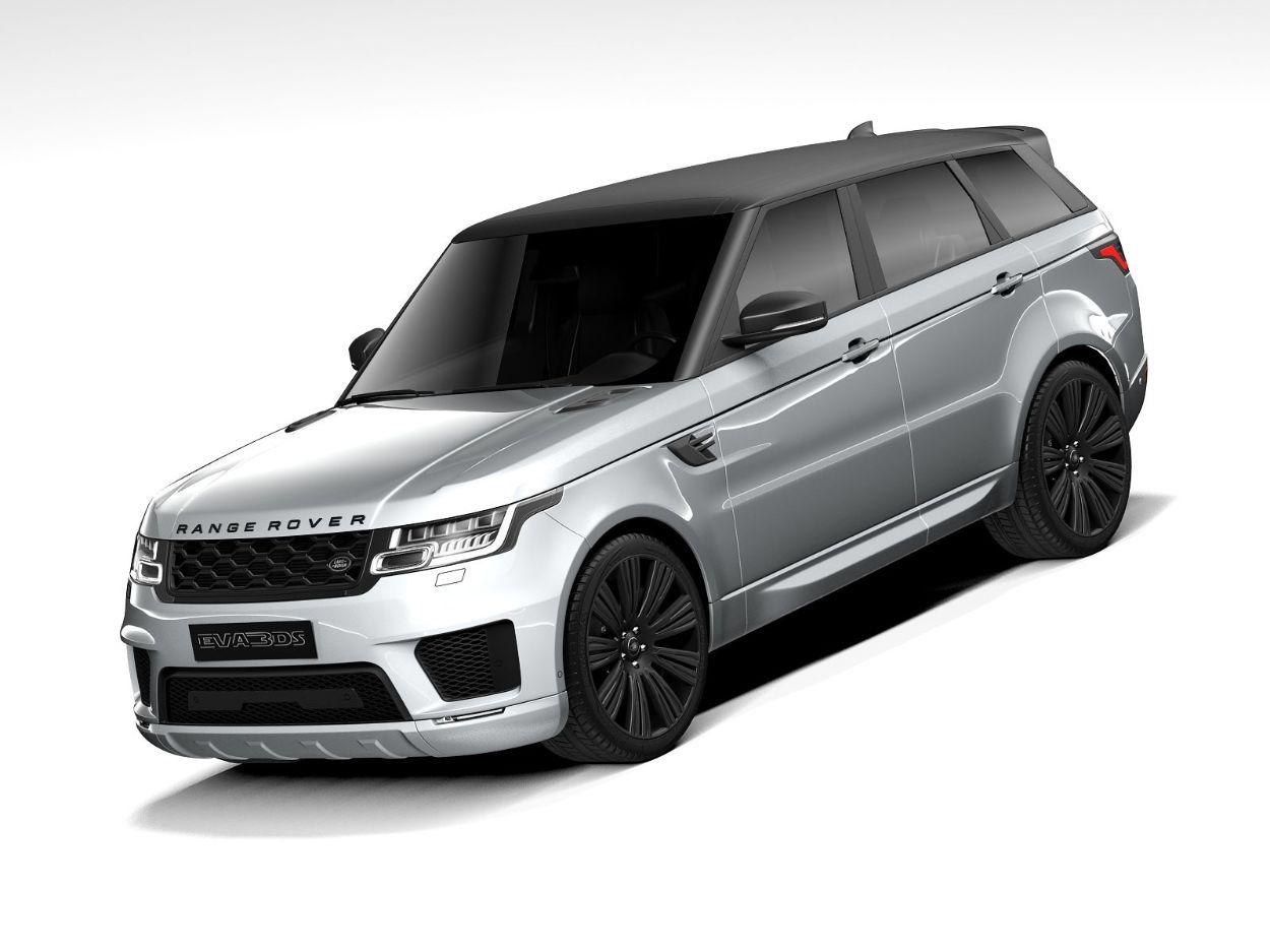 .Range Rover Sport