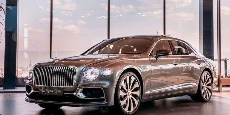 .Bentley Continental Flying Spur