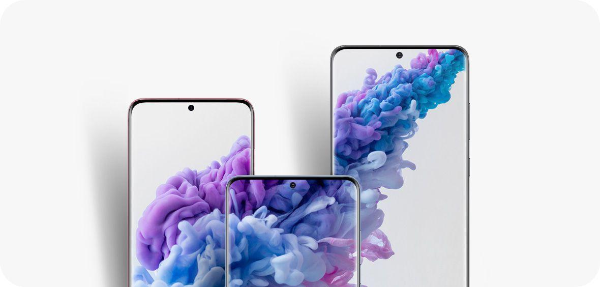 .Samsung Galaxy S20