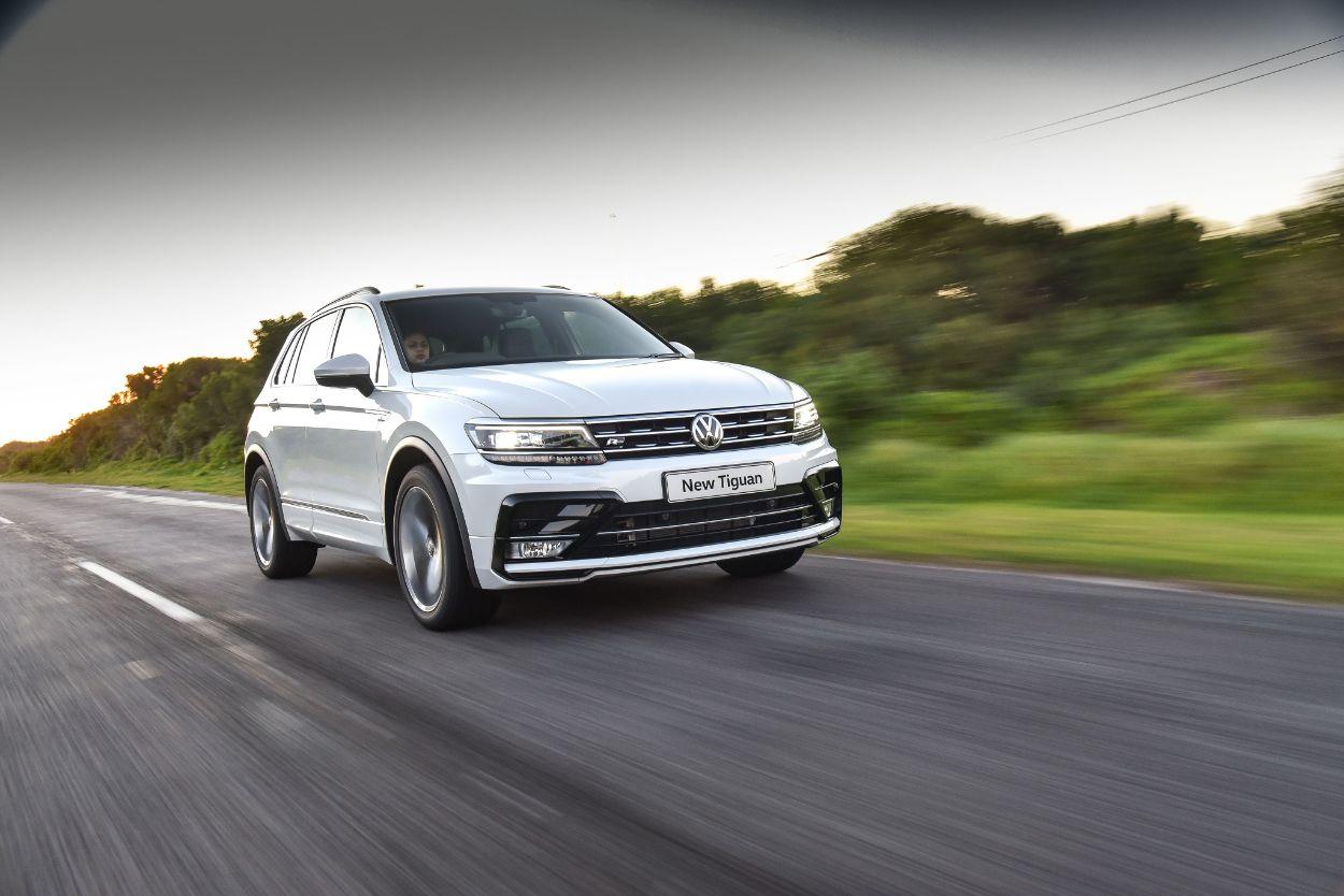 .Volkswagen Tiguan R-Line