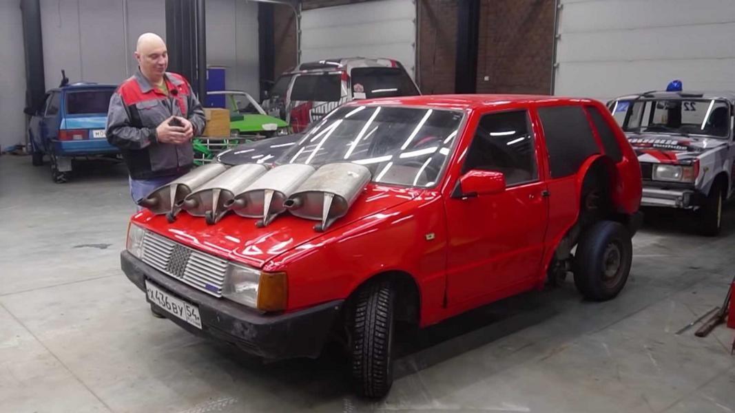 .Fiat Uno