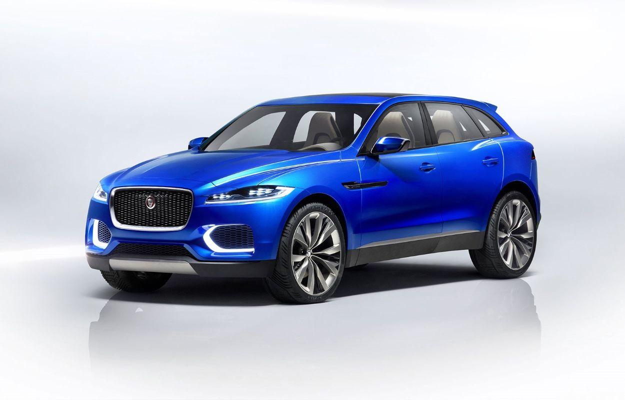 .Jaguar J-Pace
