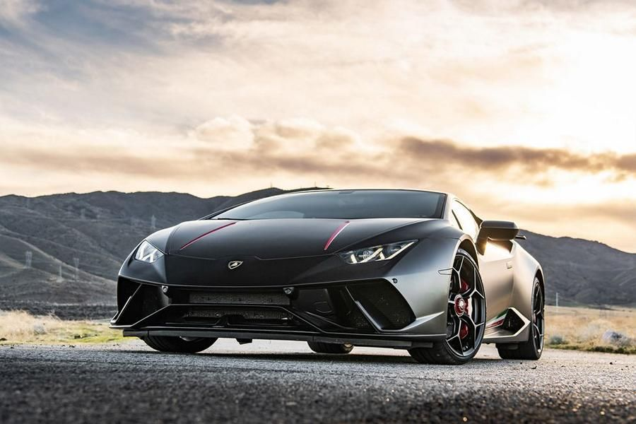 Lamborghini Huracan Performante by VF Engineering