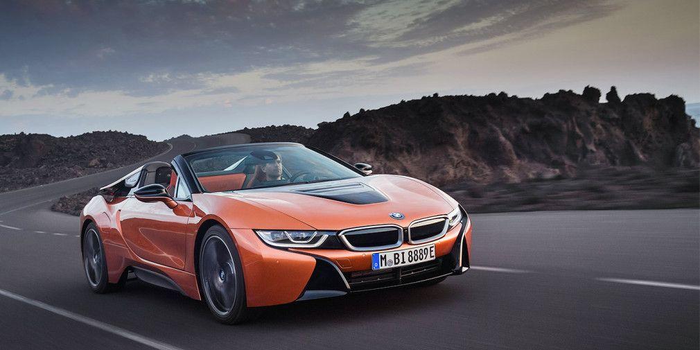 .BMW i8
