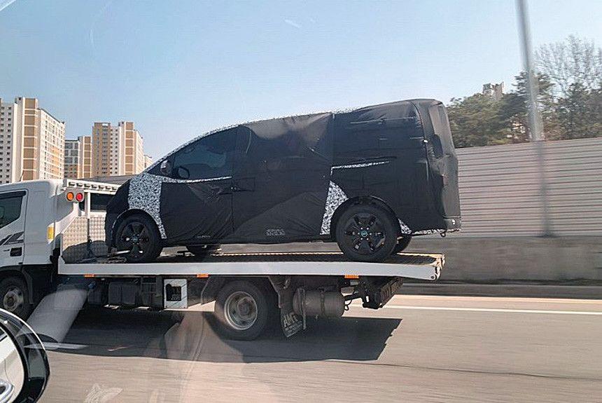 .Hyundai H-1
