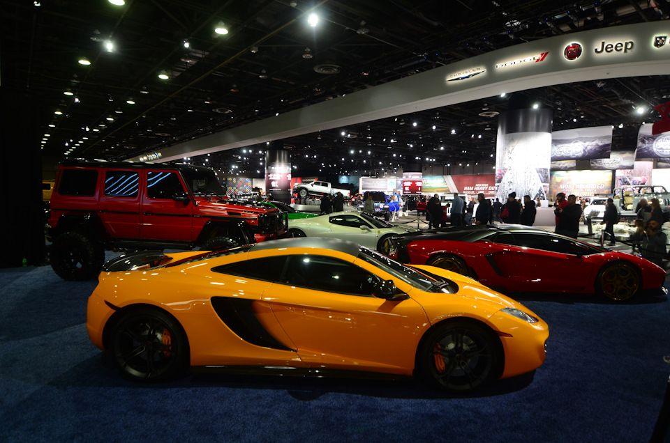 .Detroit Auto Show