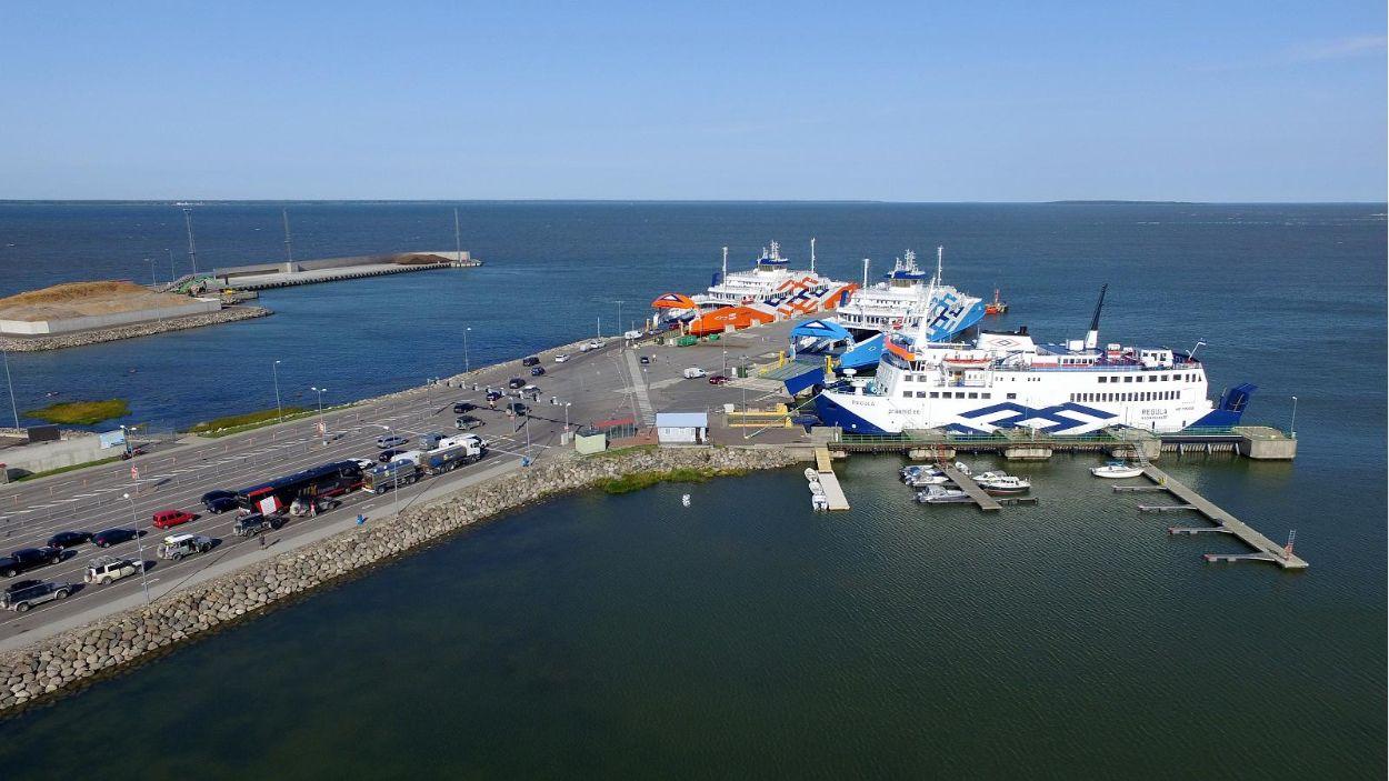 .Virtsu sadam
