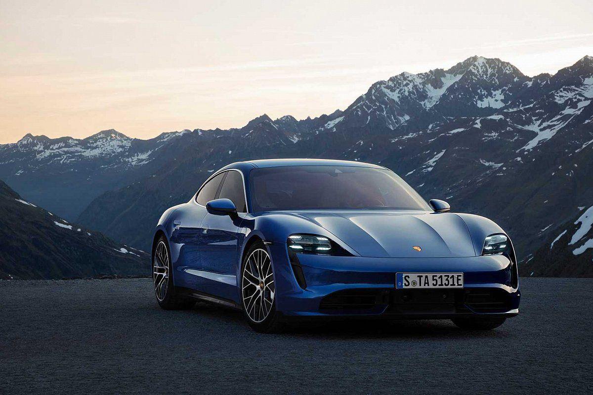 .Porsche Taycan