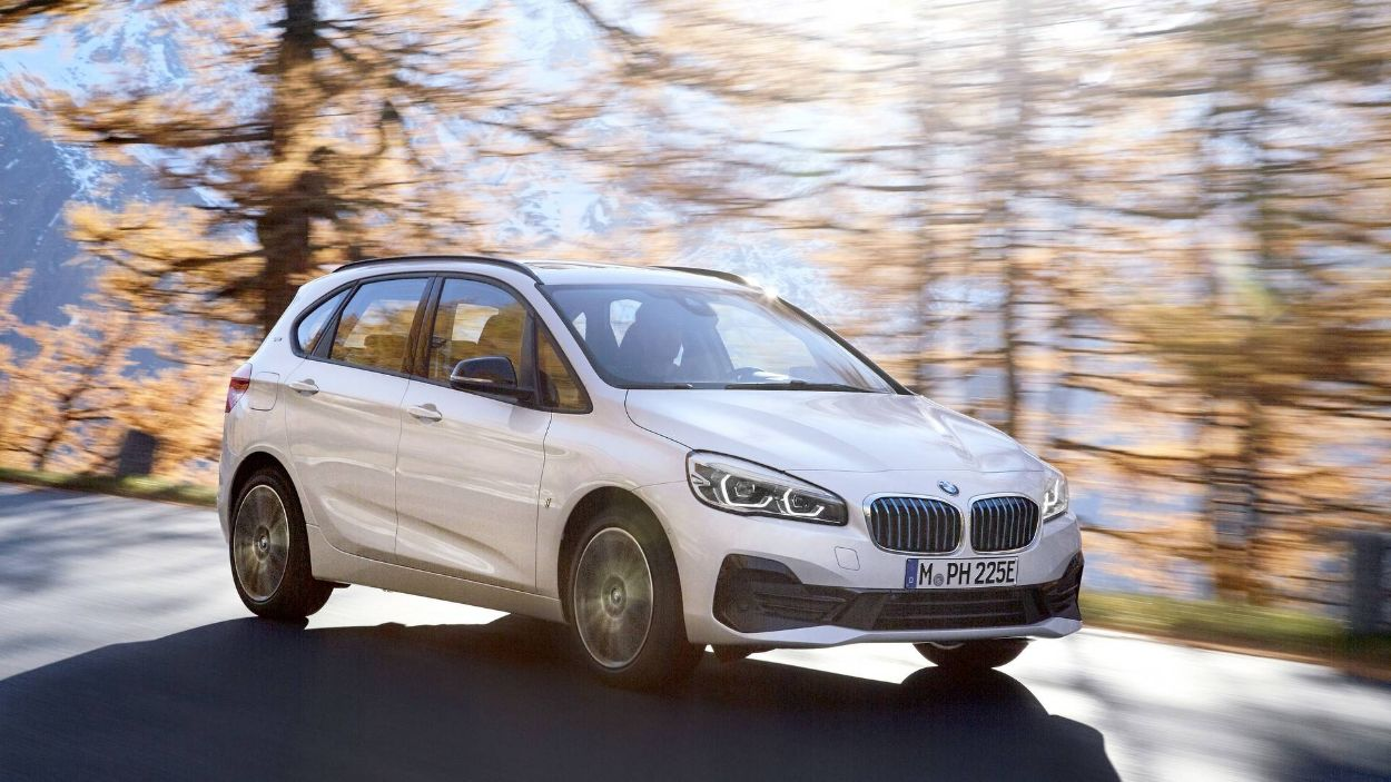 .BMW Active Tourer 2-Series