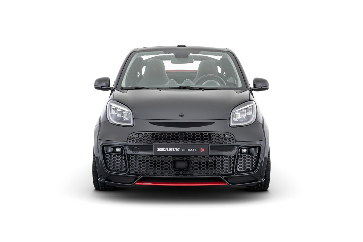 Smart EQ Fortwo Ultimate E by Brabus