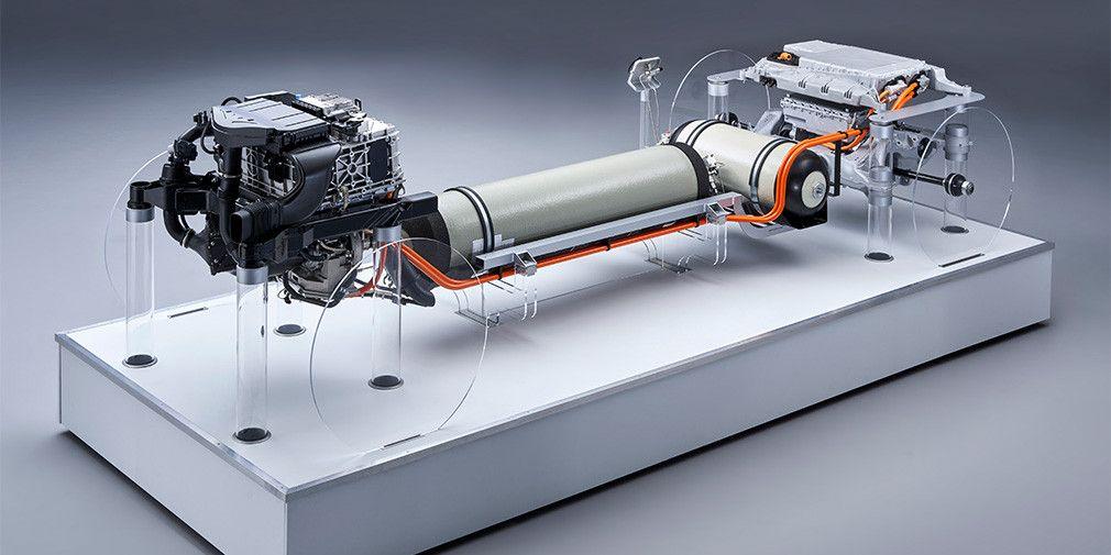 . BMW i Hydrogen NEXT