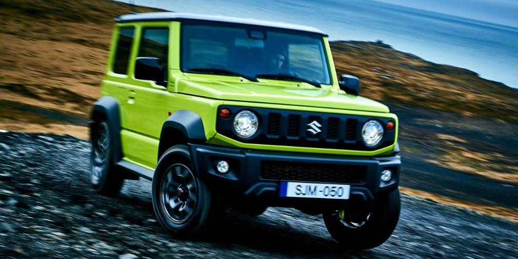 .Suzuki Jimny