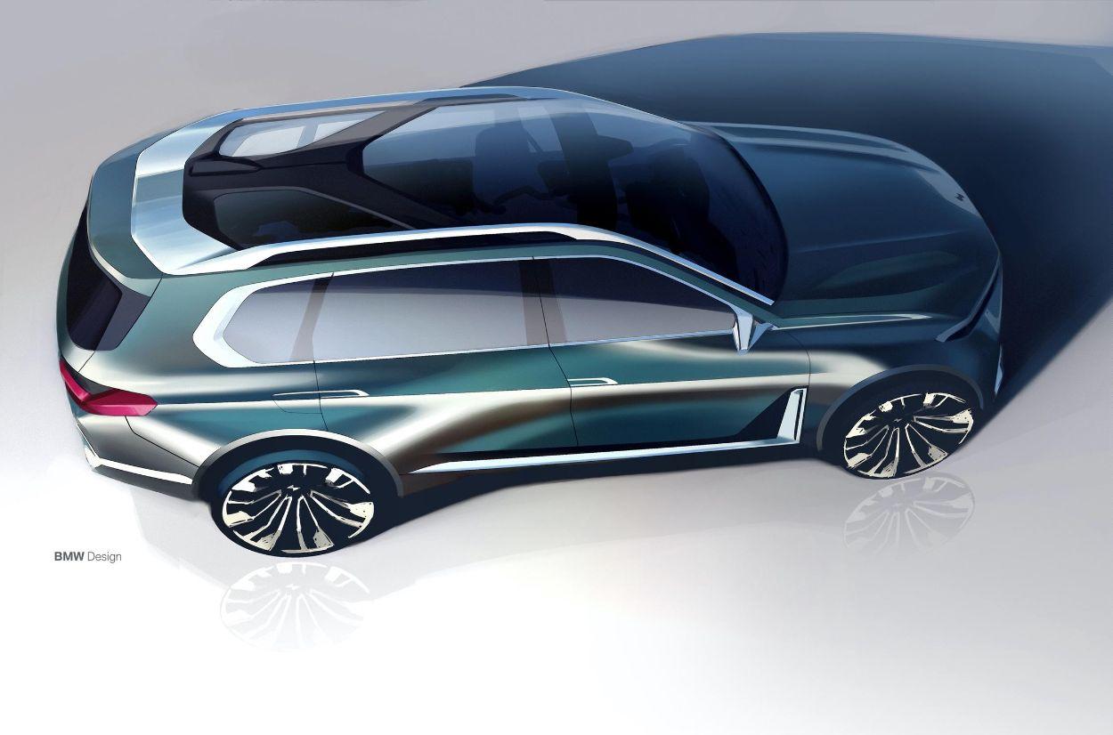 .BMW X7 iPerformance