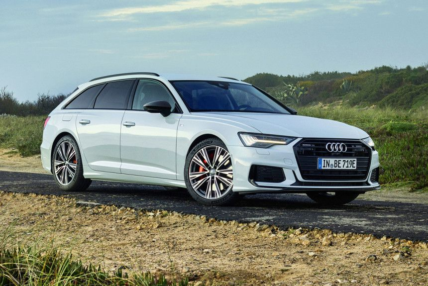 .Audi A6 Avant 55 TFSI e quattro