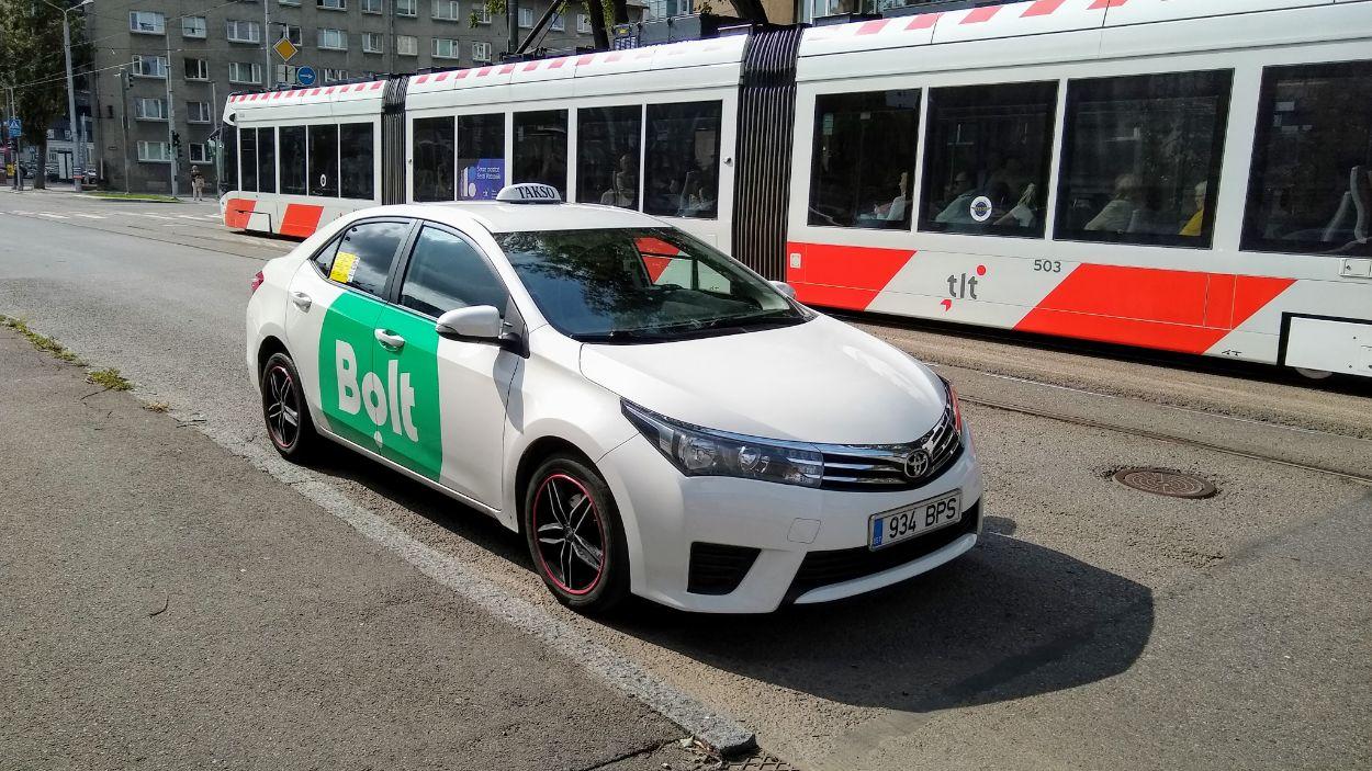.Bolt takso